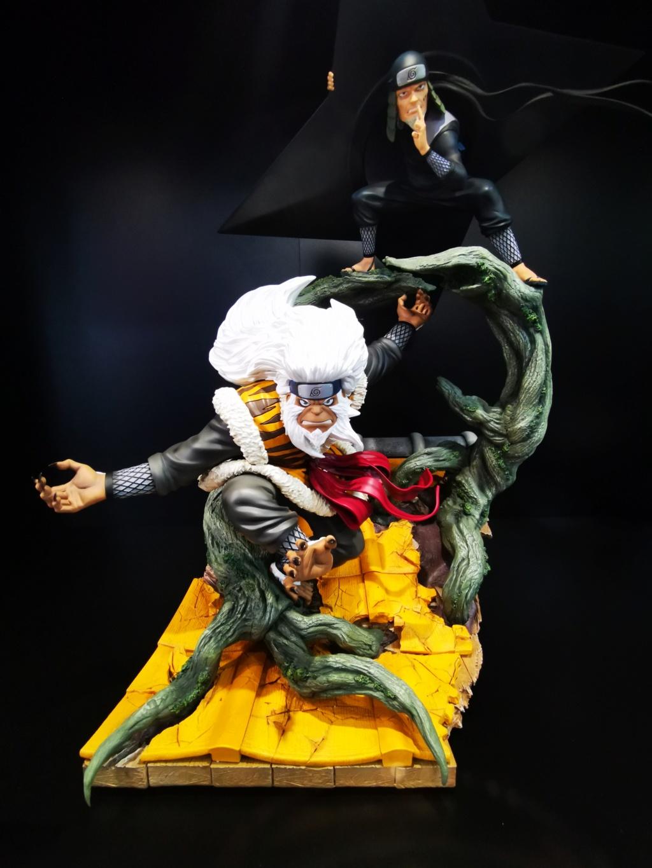 Oniri Creations : Naruto Hiruzen Sarutobi Img_2022