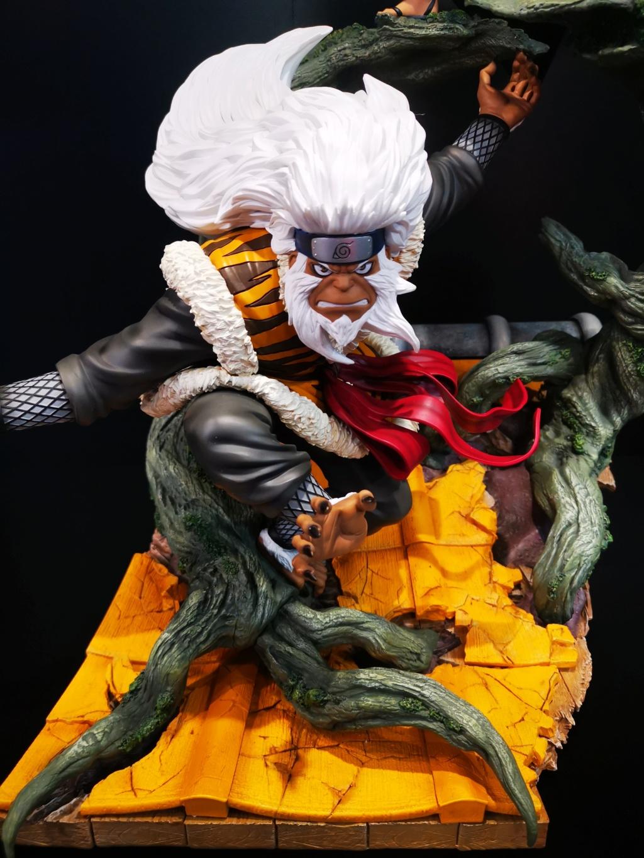 Oniri Creations : Naruto Hiruzen Sarutobi Img_2023