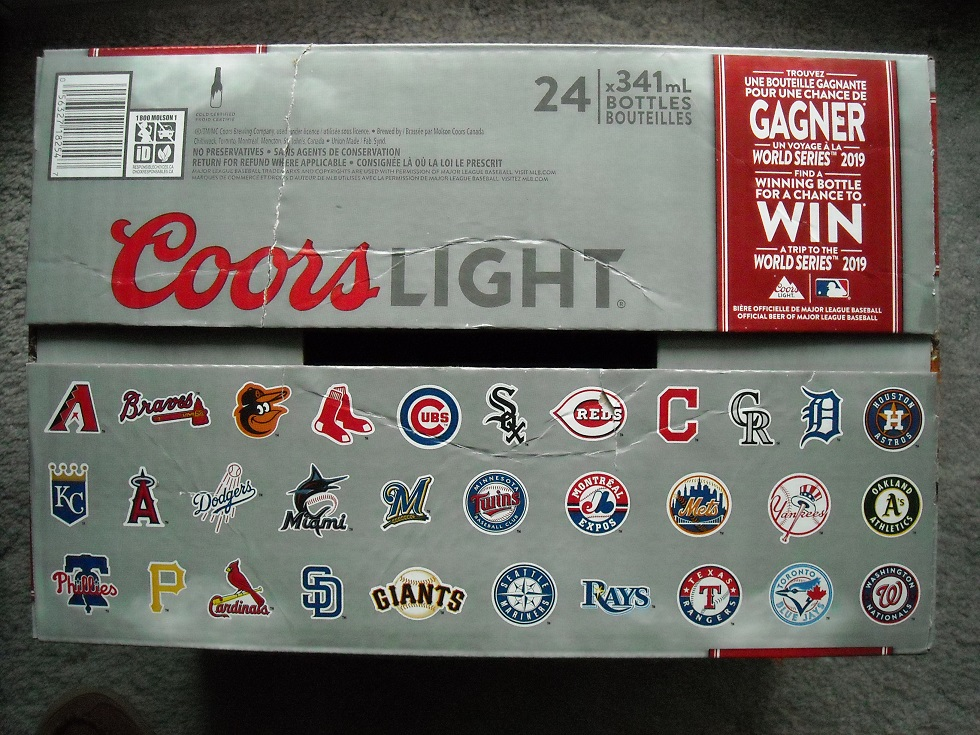 Série baseball Coors light Dscn5820