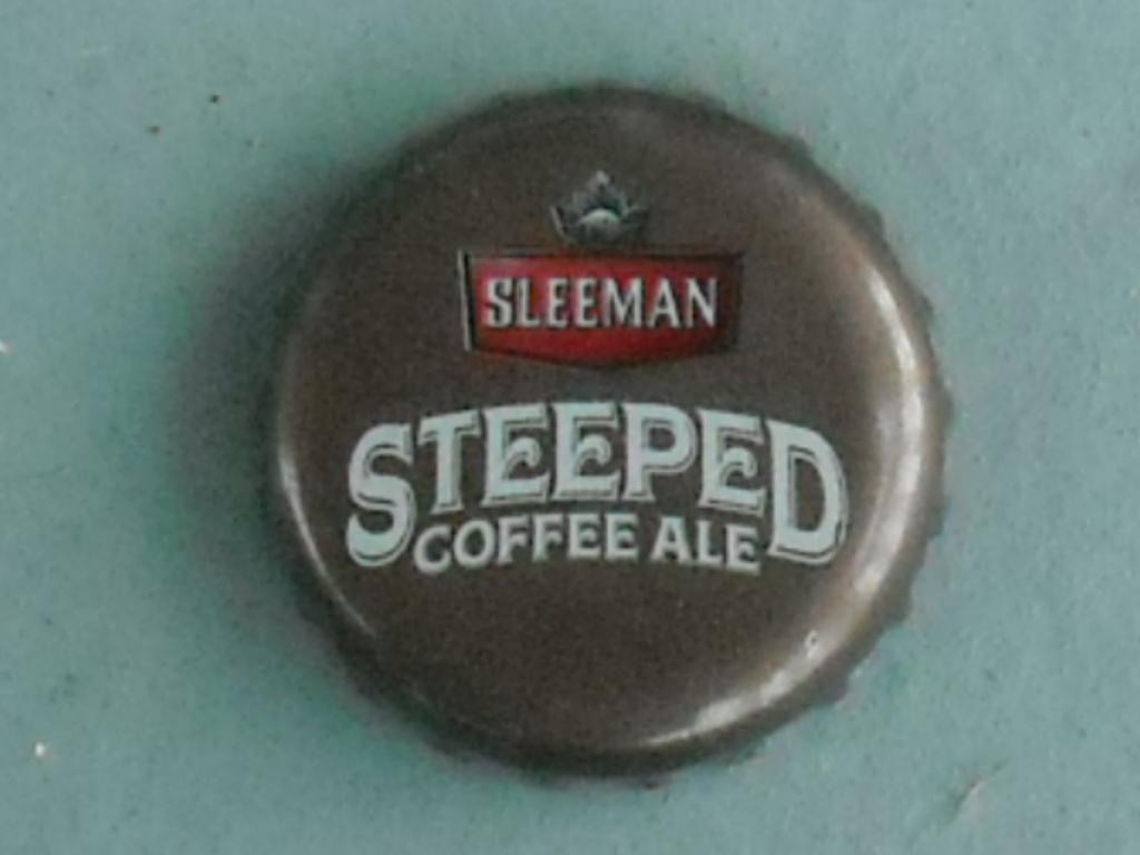 Sleeman Steeped coffee ale Rscn5517