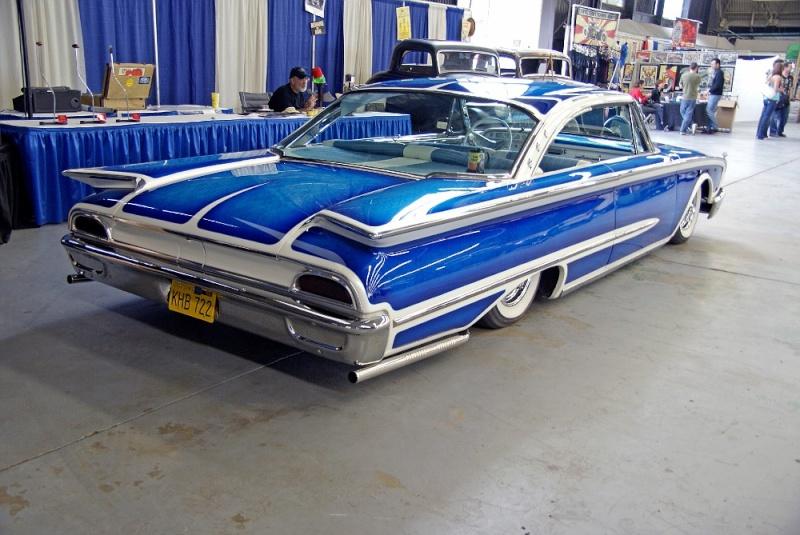 Ford et Mercury 1960's kustom 01220911