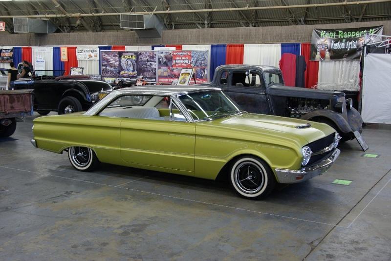 Ford et Mercury 1960's kustom 01261224