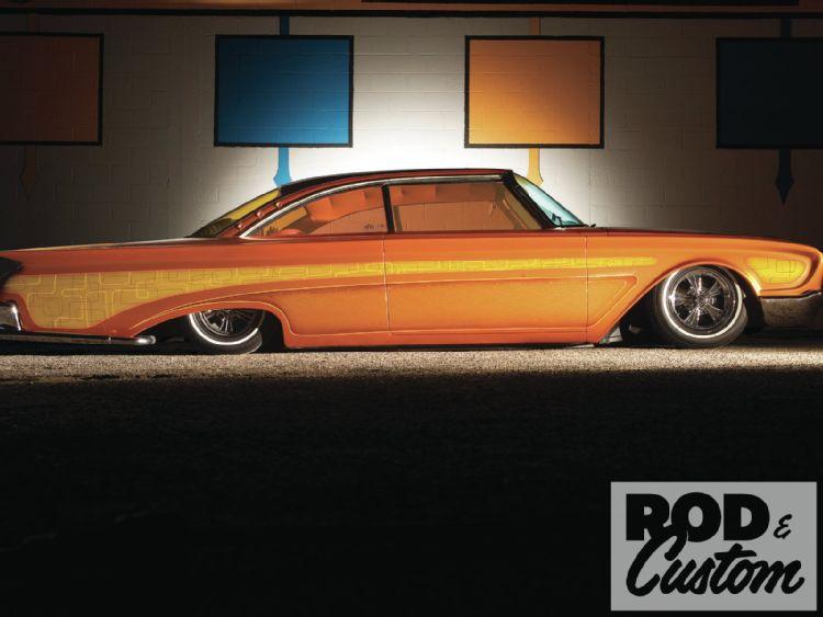 Ford et Mercury 1960's kustom 1108rc12