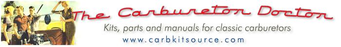 The Carburator Doctor - Pour les kits de carburateur 22111010