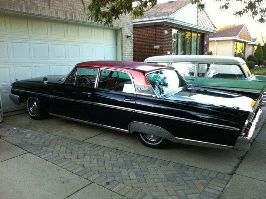 Ford et Mercury 1960's kustom 39873910