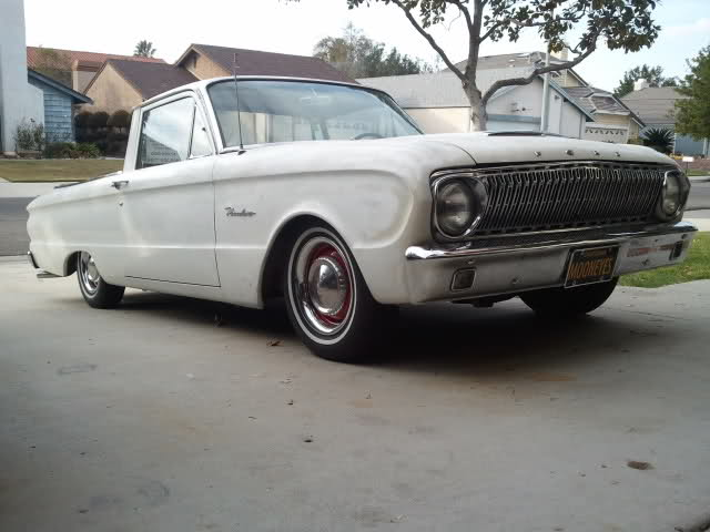 Ford et Mercury 1960's kustom 6qz1js10