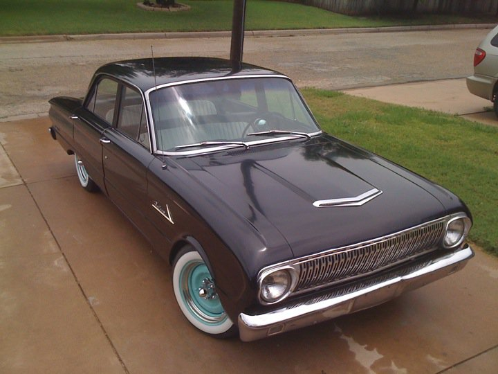 Ford et Mercury 1960's kustom Bird210