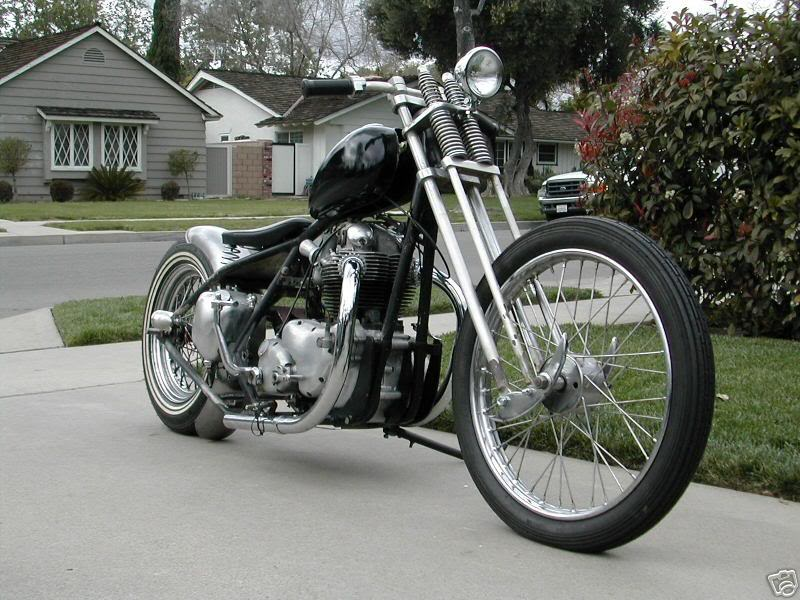 Norton Choppers Dd_310