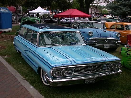 Ford et Mercury 1960's kustom Dscn1410