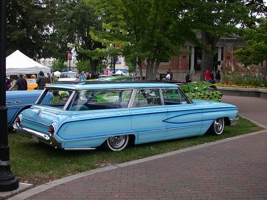 Ford et Mercury 1960's kustom Dscn1411