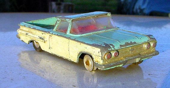 Dinky Toys Elcami10