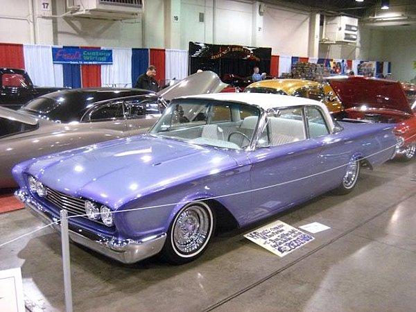 Ford et Mercury 1960's kustom Gnrs-610