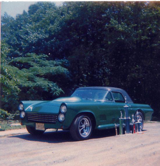 1955, '56 and '57 T-Bird custom & mild custom Rudy2010