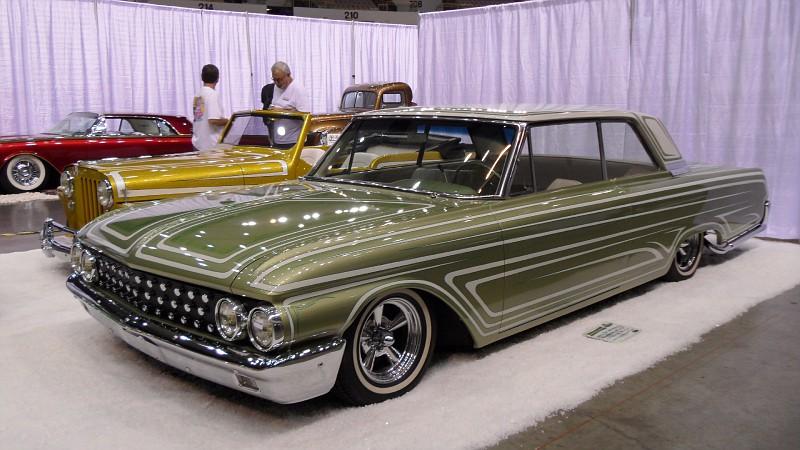 Ford et Mercury 1960's kustom Sam_3213