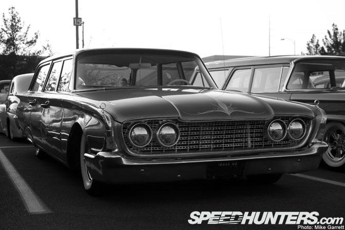 Ford et Mercury 1960's kustom Statio10
