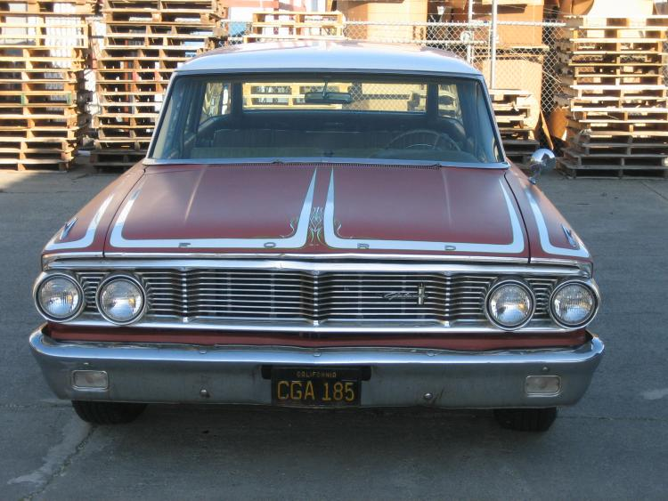 Ford et Mercury 1960's kustom User1310