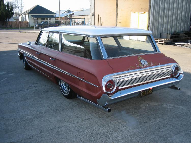 Ford et Mercury 1960's kustom User1311