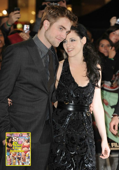 Robert Pattinson Surprises Kristen Stewart :*)))) Krisi10