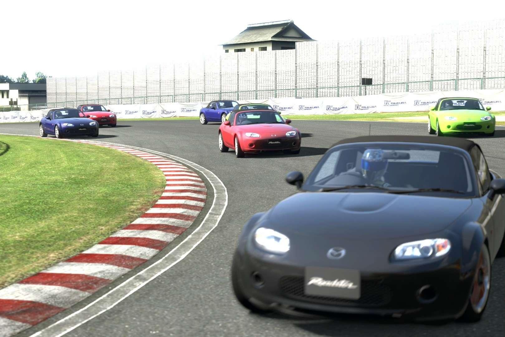 Neniko_18 gana comodamente en Tsukuba y Xinxillaman consigue la victoria en GT2 Tsukub17