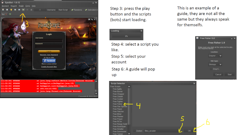 [BOTGUIDE]Tha moneymaking guide for you noob pizza\addy arrow beggars! Bot110
