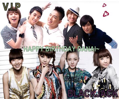 Danaii's B-Day ! !<3 Big-ba10
