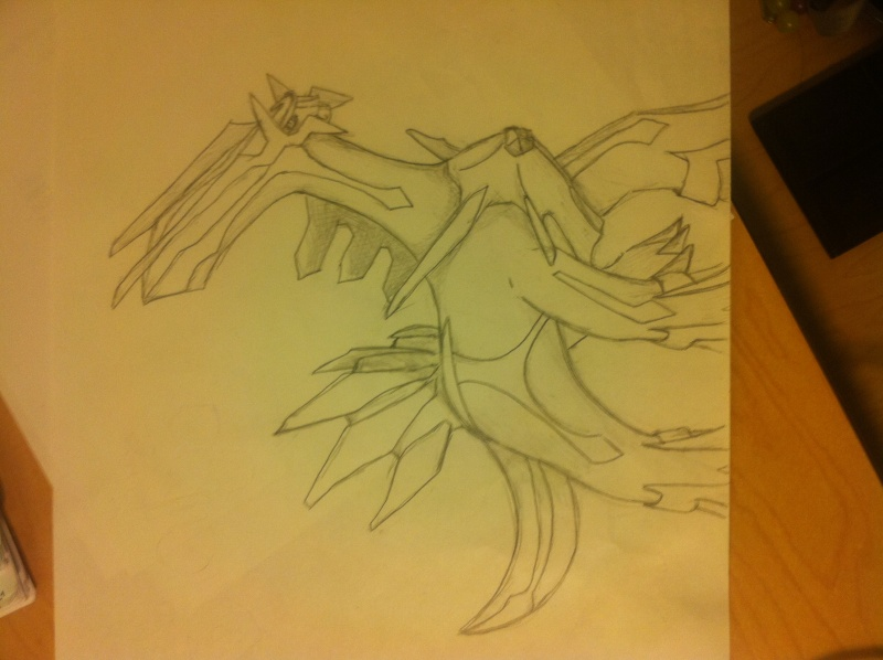 Art Corner - Post your drawings! - Page 2 Img_1211