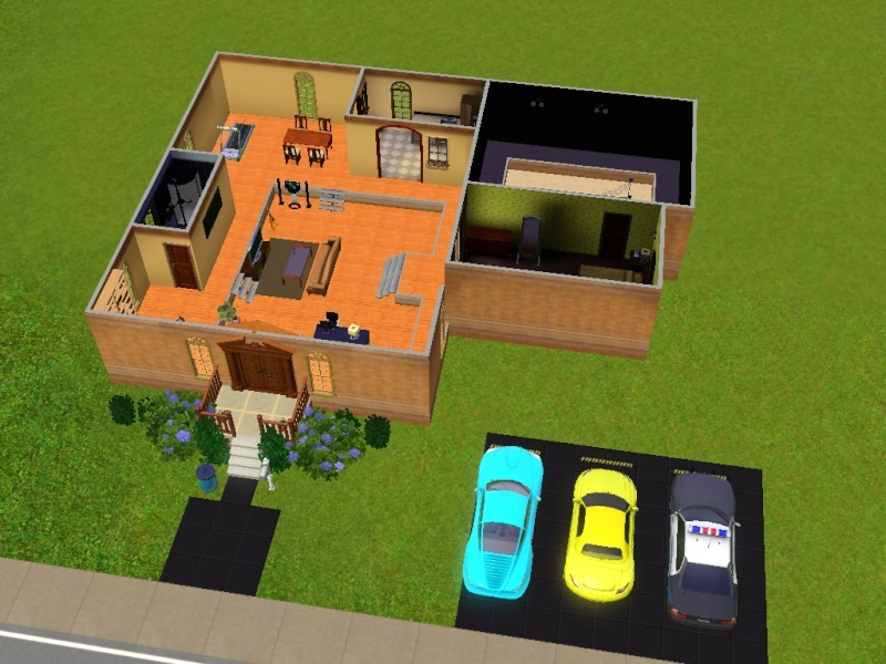 Sims 3 house Screen10