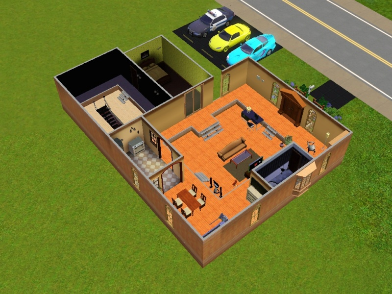 Sims 3 house Screen11