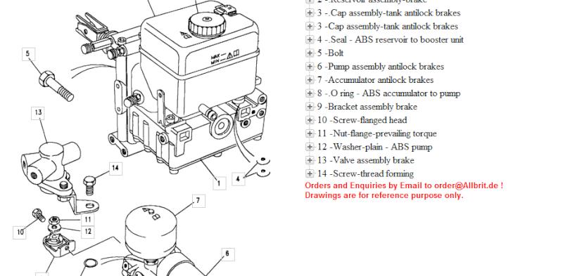Répartiteur de freins Regula10