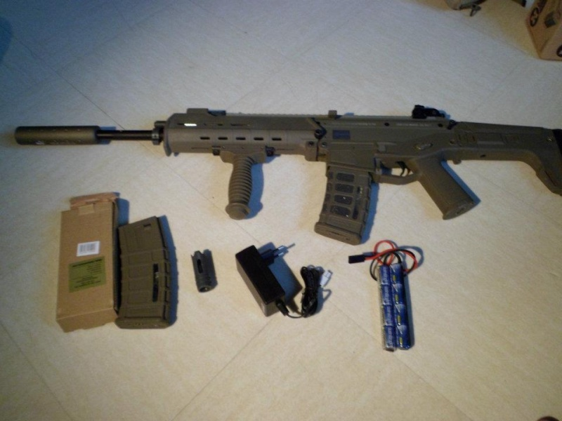 vend ACR Masada TAN+ accessoire 48338610
