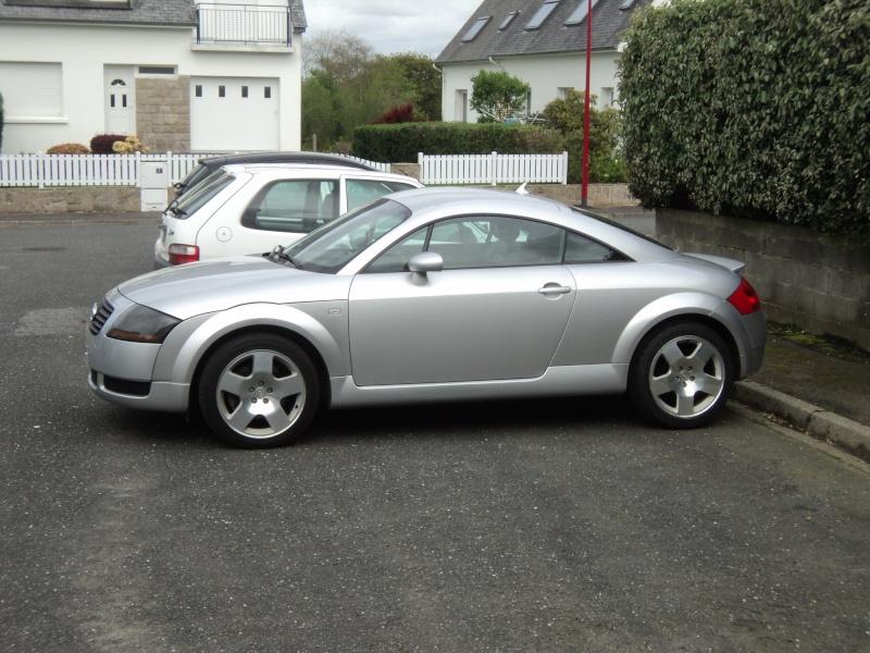 Audi tt mk1 Dsc00612