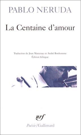 [Neruda, Pablo] La Centaine d'amour La-cen12