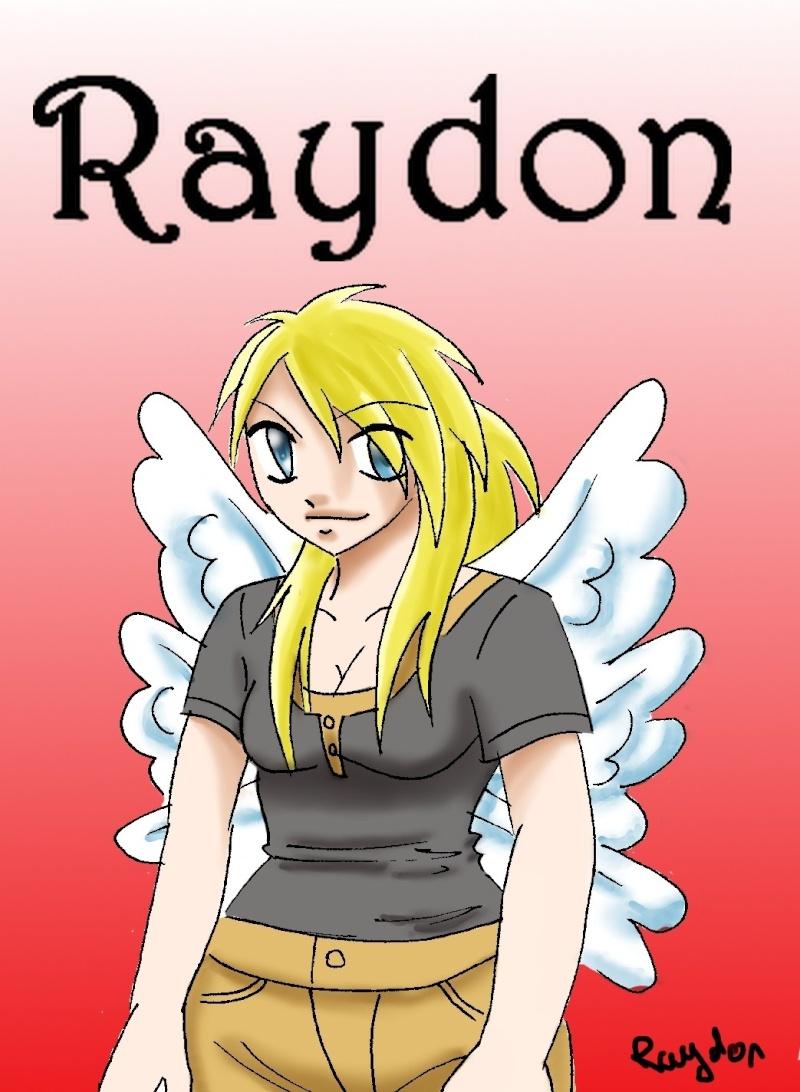 Un dessin vite fait Raydon14