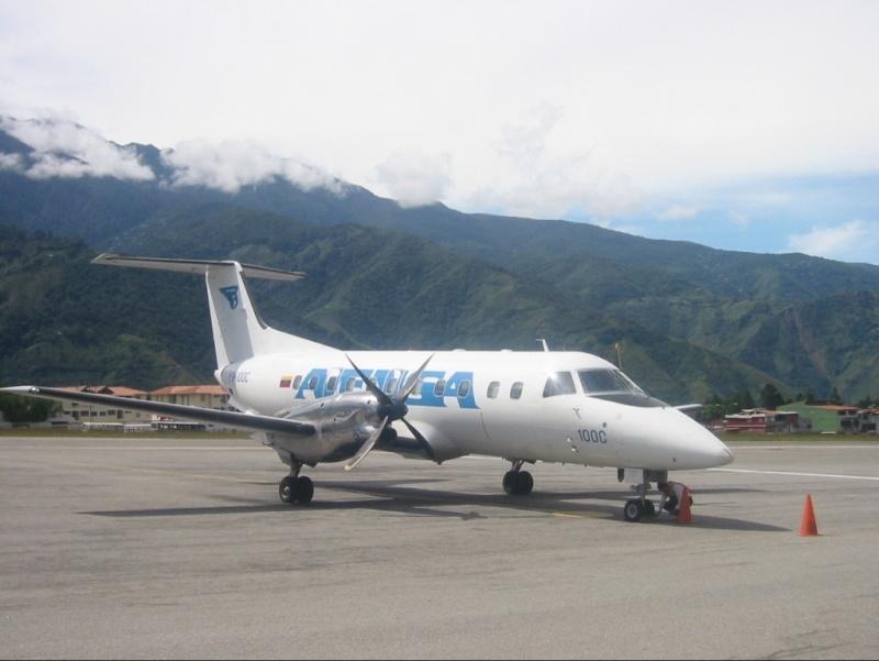 Nuestras aeronaves E12010