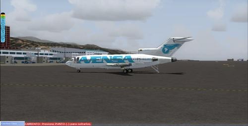 Primeros vuels de 727  EN LA AEROLINEA Svmi_b10