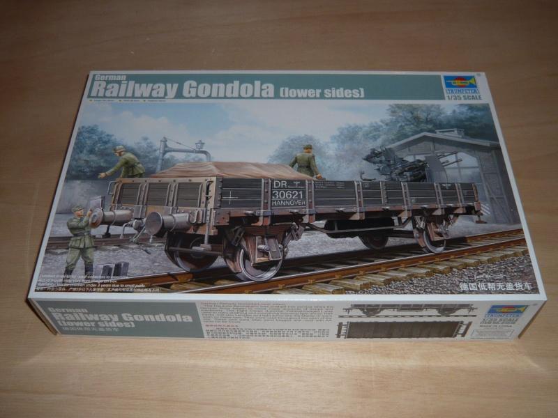 BR86 mit Mörser Thor eisenbahnverlastet und Railway Gondola, als Dio P1030546