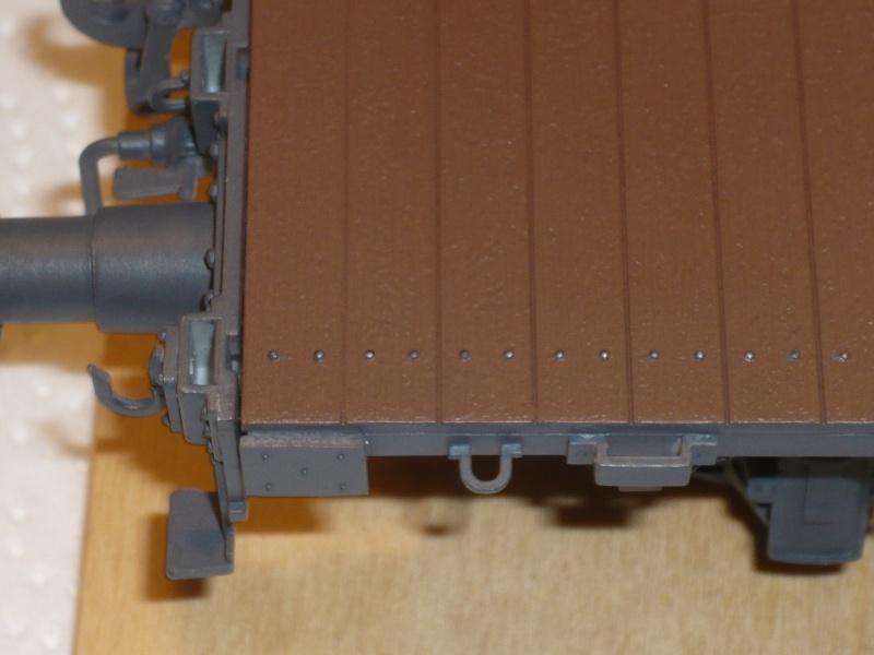 BR86 mit Mörser Thor eisenbahnverlastet und Railway Gondola, als Dio P1030632