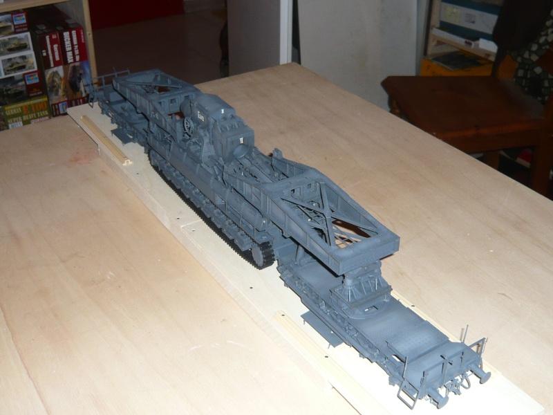 BR86 mit Mörser Thor eisenbahnverlastet und Railway Gondola, als Dio - Seite 3 P1030938