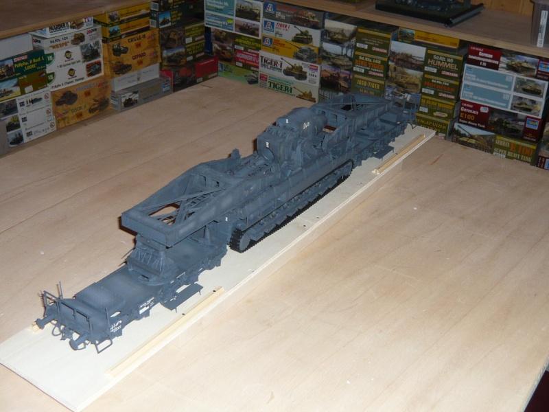 BR86 mit Mörser Thor eisenbahnverlastet und Railway Gondola, als Dio - Seite 3 P1030939