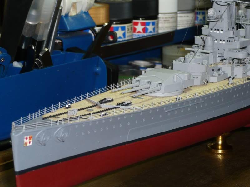 Admiral Graf Spee Premium Edition von Academy 1/350 +Zubehör FERTIG - Seite 2 P1040110