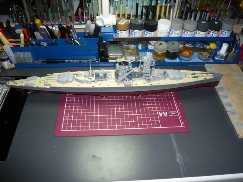Admiral Graf Spee Premium Edition von Academy 1/350 +Zubehör FERTIG - Seite 2 P1040310