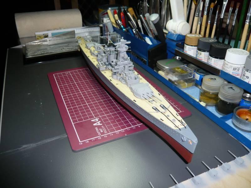 Admiral Graf Spee Premium Edition von Academy 1/350 +Zubehör FERTIG - Seite 2 P1040311