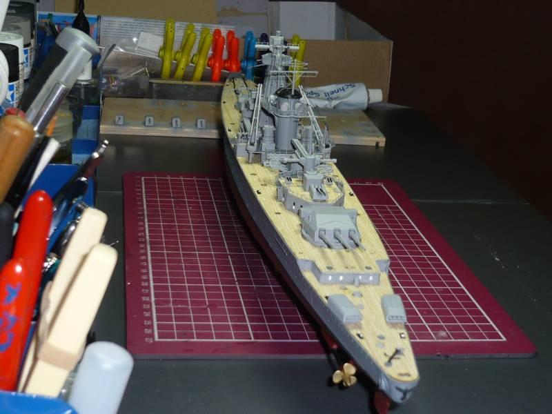 Admiral Graf Spee Premium Edition von Academy 1/350 +Zubehör FERTIG - Seite 2 P1040312