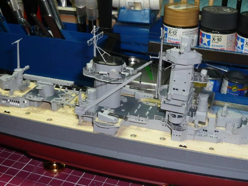 Admiral Graf Spee Premium Edition von Academy 1/350 +Zubehör FERTIG - Seite 2 P1040314