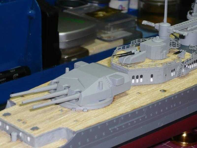 Admiral Graf Spee Premium Edition von Academy 1/350 +Zubehör FERTIG - Seite 2 P1040317