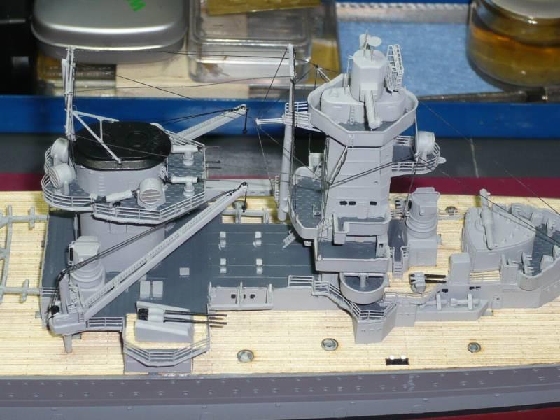 Admiral Graf Spee Premium Edition von Academy 1/350 +Zubehör FERTIG - Seite 2 P1040319
