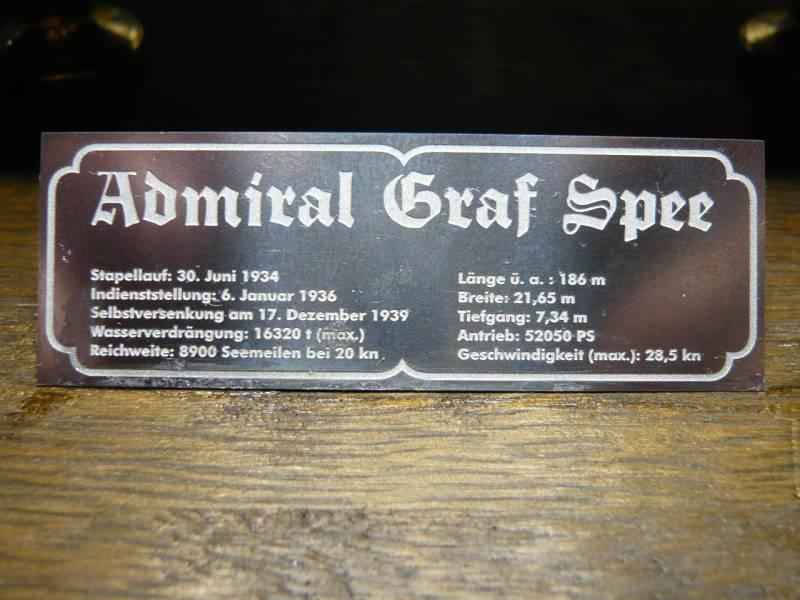 Admiral Graf Spee Premium Edition von Academy 1/350 +Zubehör FERTIG - Seite 2 P1040324