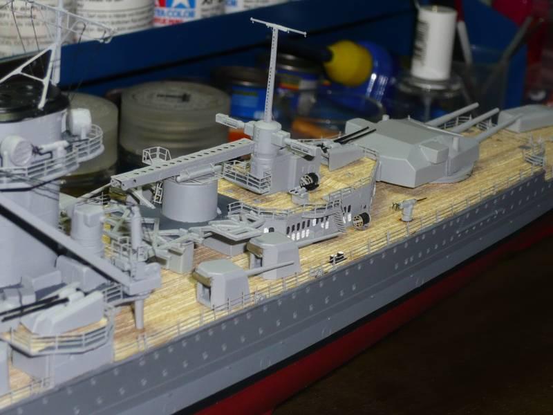 Admiral Graf Spee Premium Edition von Academy 1/350 +Zubehör FERTIG - Seite 2 P1040325