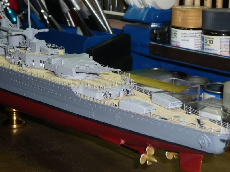 Admiral Graf Spee Premium Edition von Academy 1/350 +Zubehör FERTIG - Seite 2 P1040410