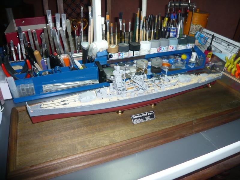 Admiral Graf Spee Premium Edition von Academy 1/350 +Zubehör FERTIG - Seite 2 P1040411
